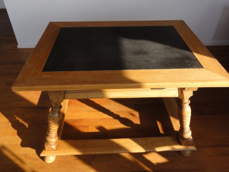 swiss alpine design rural table 250 years odl